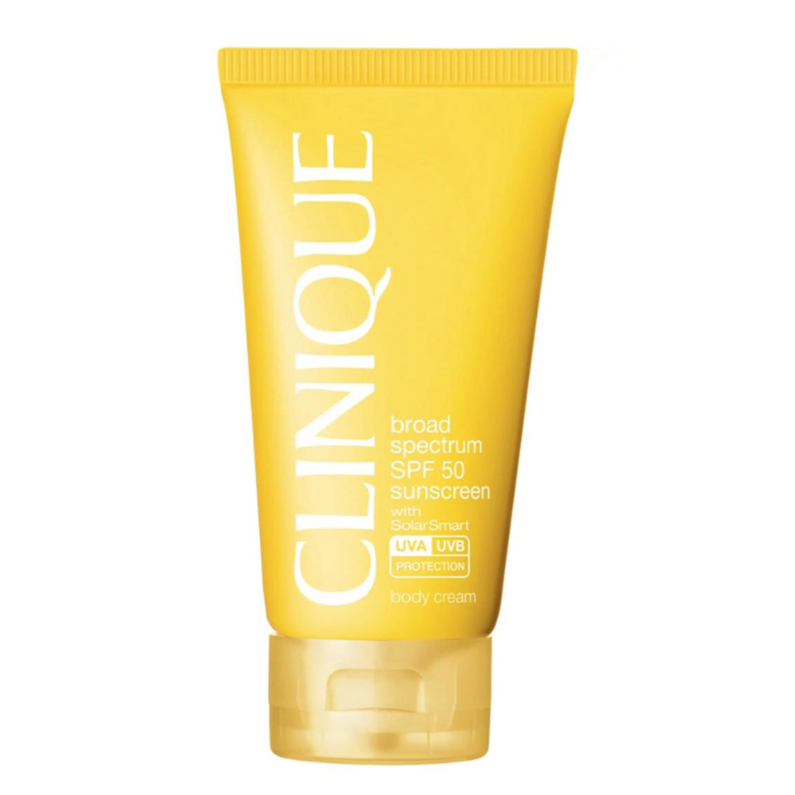 best sunscreens body clinique