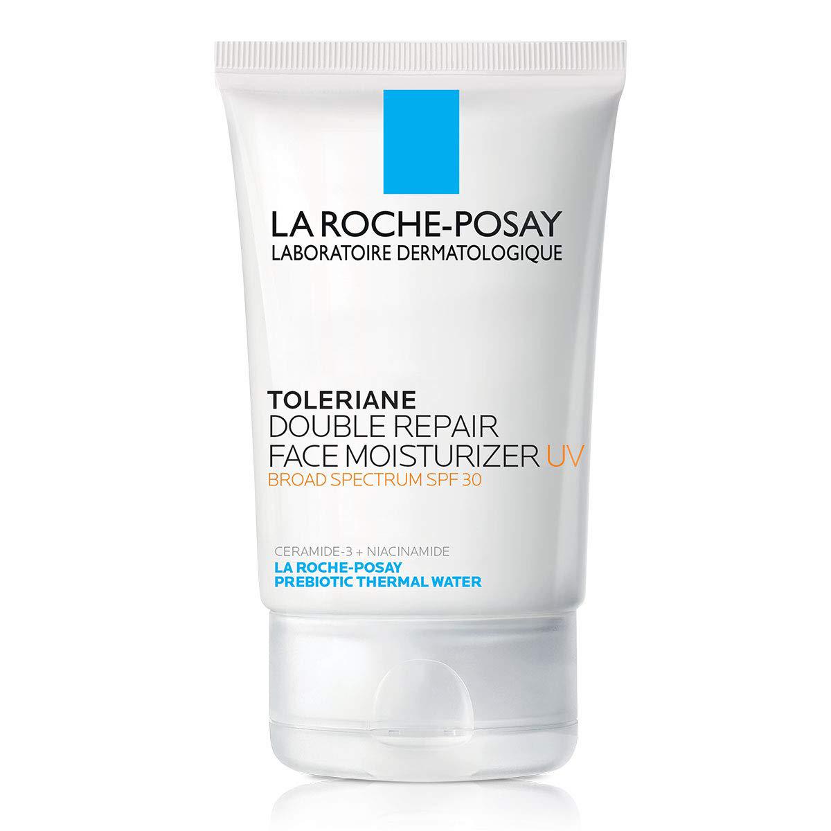 best sunscreens for dry skin EWG drugstore mineral la roche posay amazon