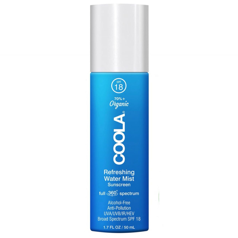 best sunscreen mist coola