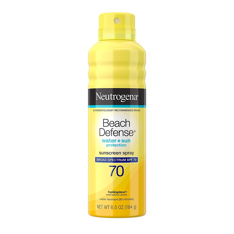Neutrogena Sunscreen Spray