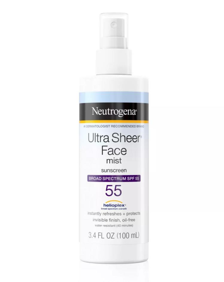 Neutrogena Ultra Sheer Face Mist