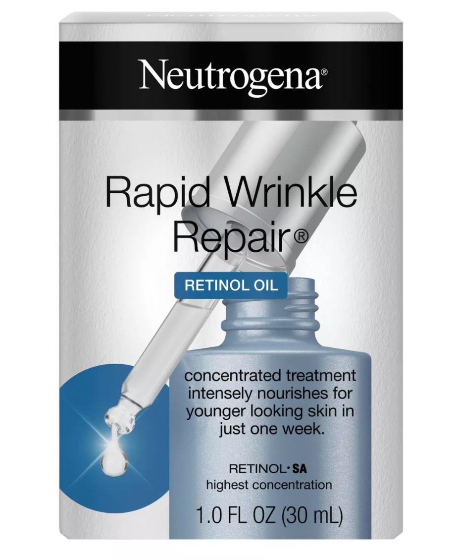 Neutrogena Retinol Oil