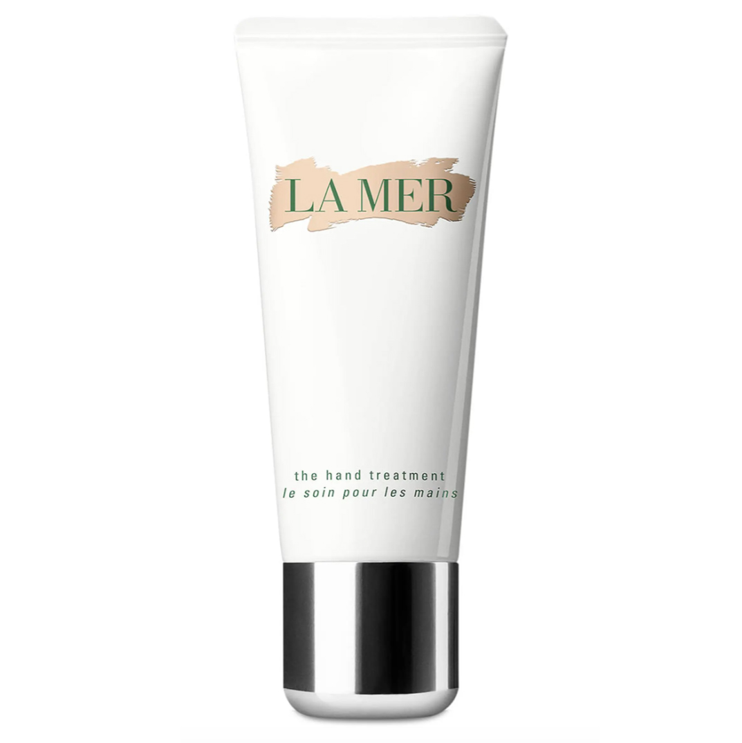 nam vo skincare routine la mer hand cream treatment