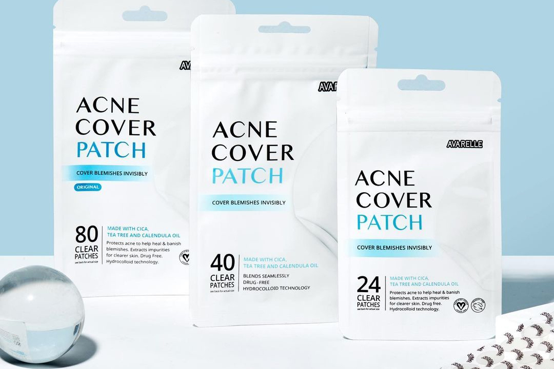 acne cover patches