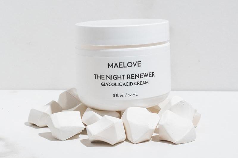 maelove night renewer cream