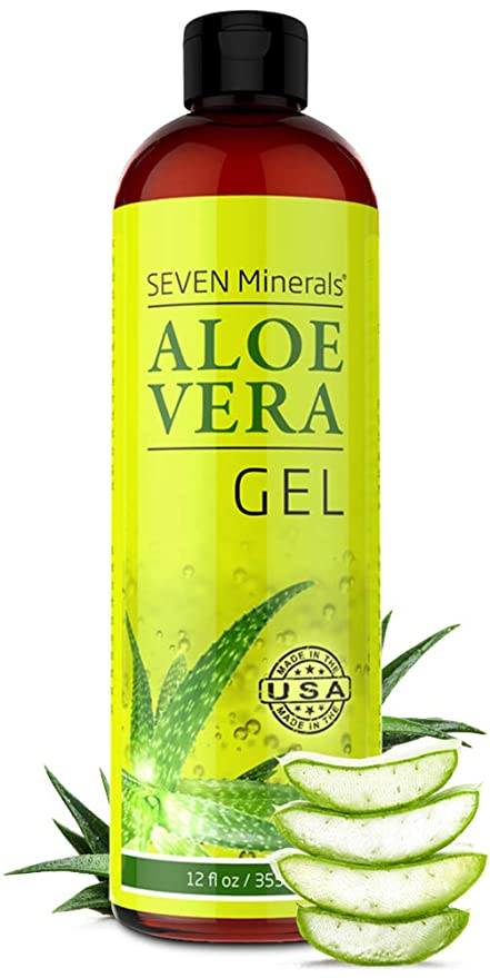 how to get rid of a hickey with aloe vera gel