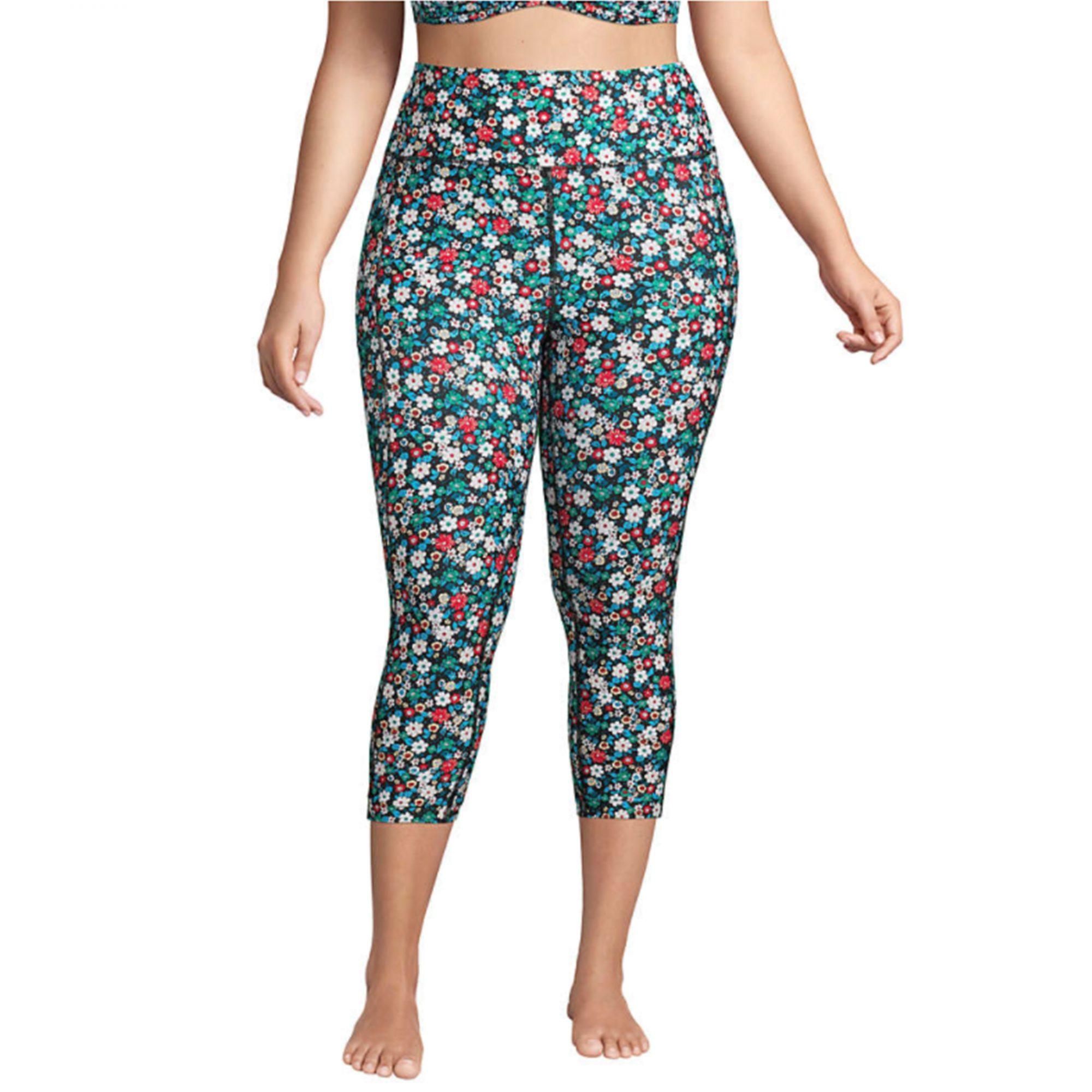 plus-size-swim-leggings