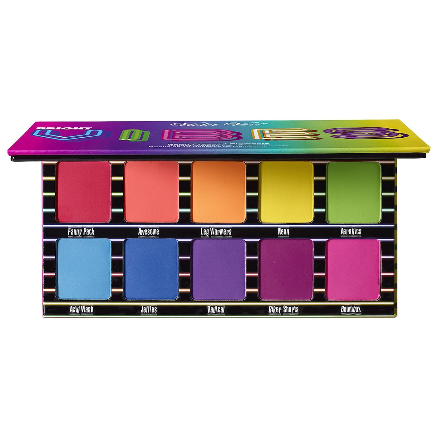 neon pride palette