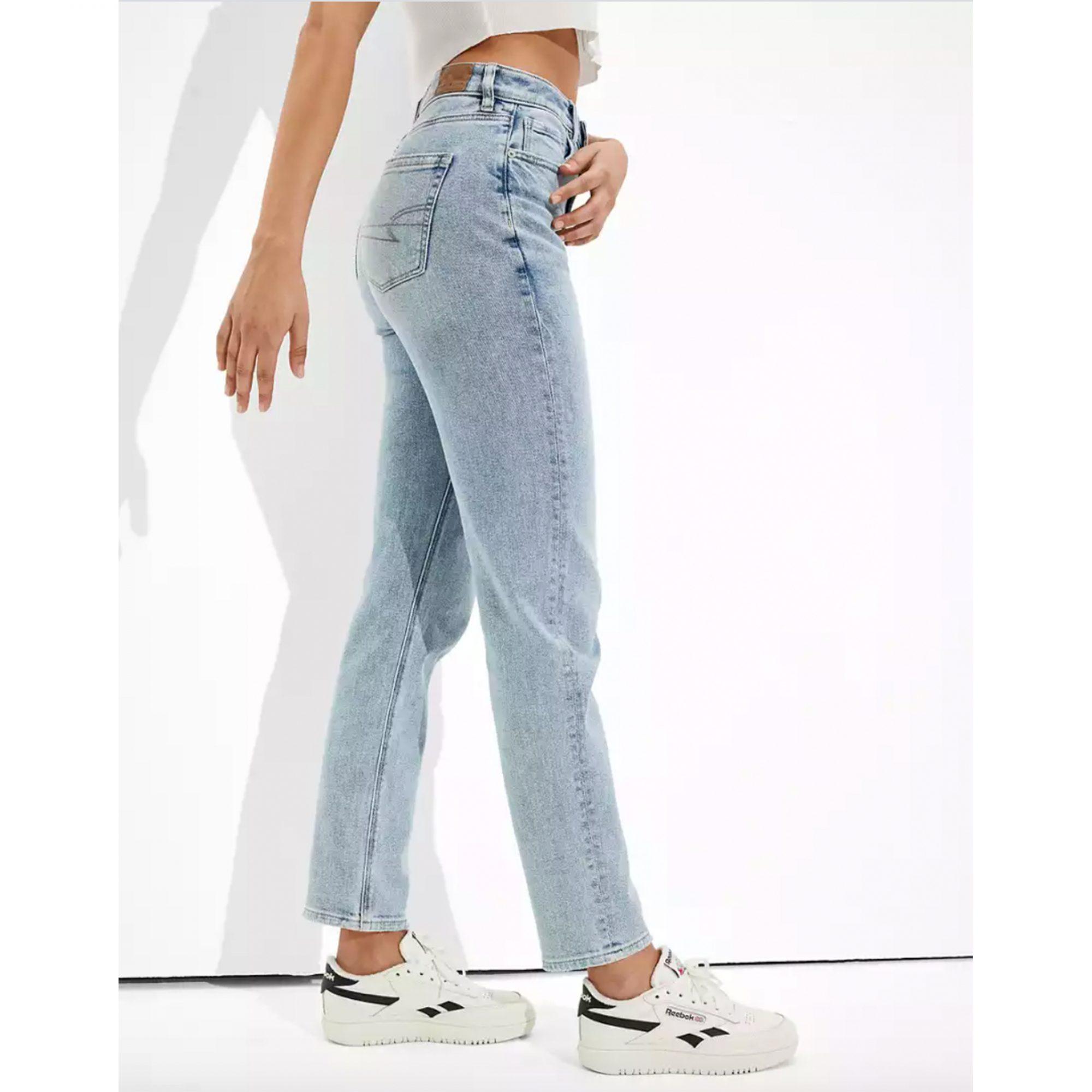 american-eagle-mom-jean, best-jeans-women
