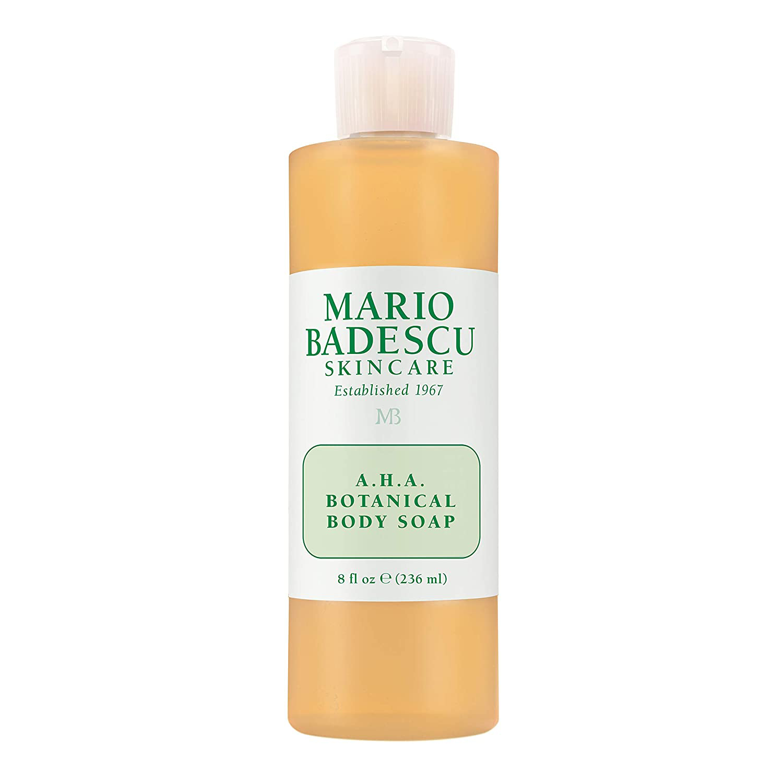 aha bha skincare body soap