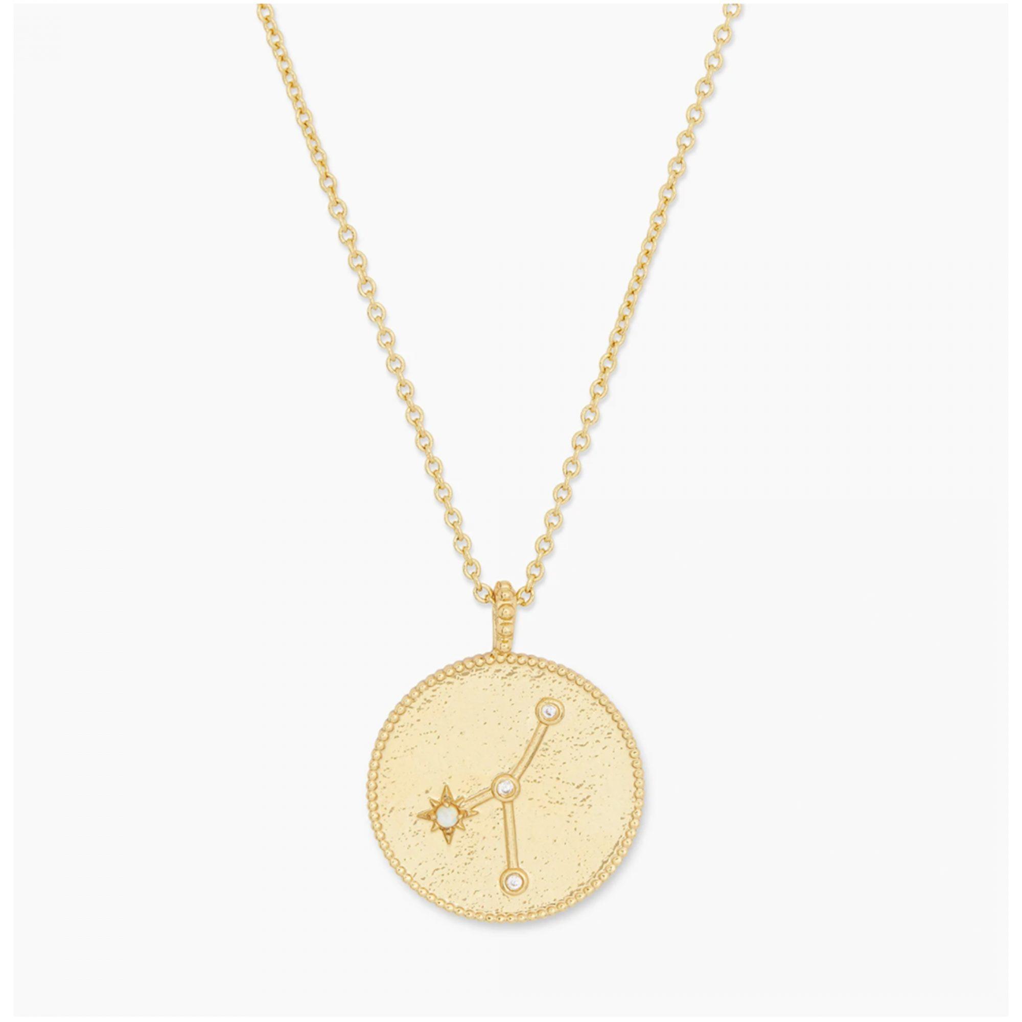 gorjana-zodiac-necklace, best-friend-gifts