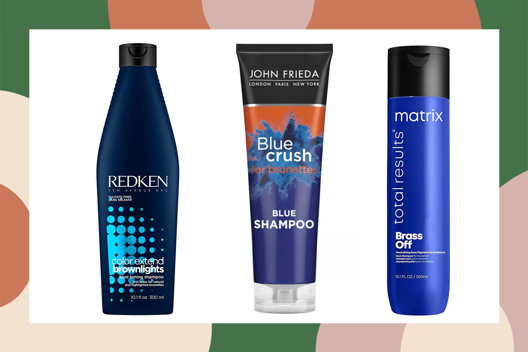 best blue shampoo shampoos brunettes