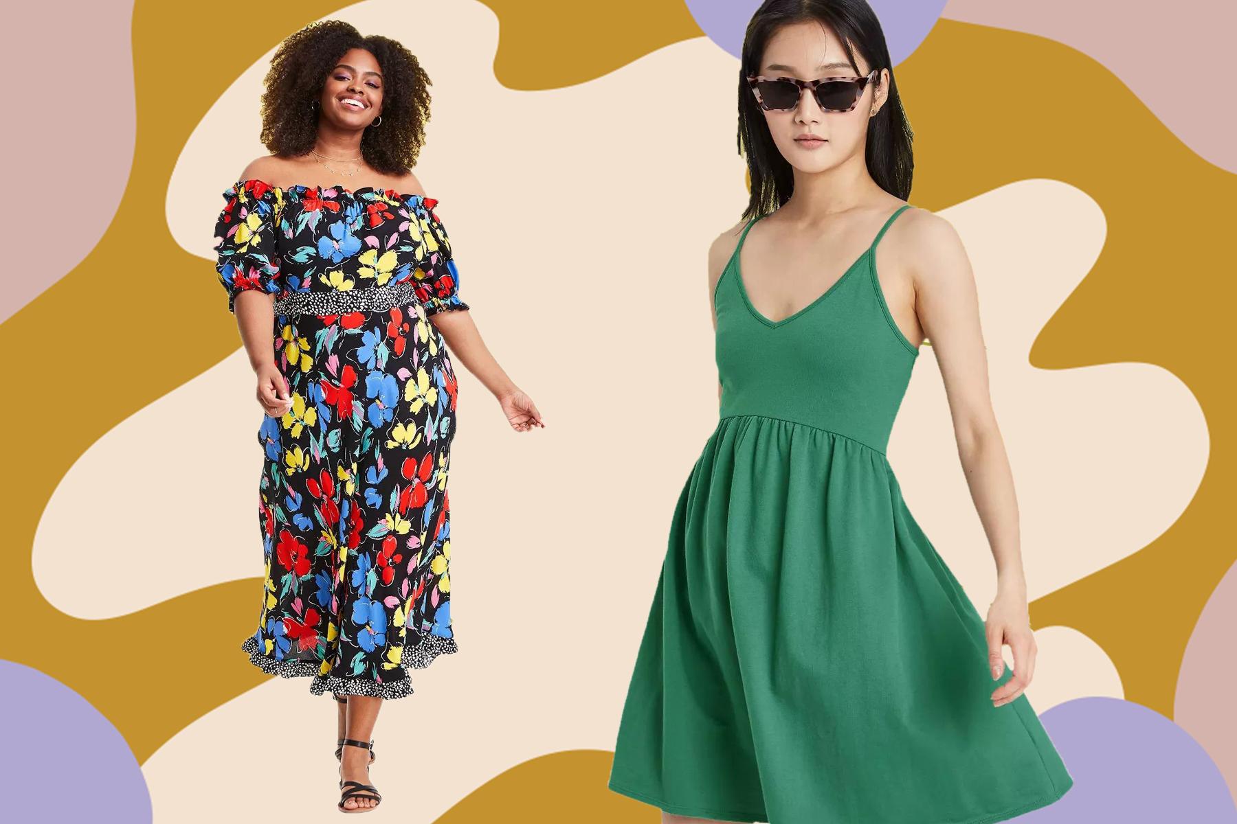 target dresses sale