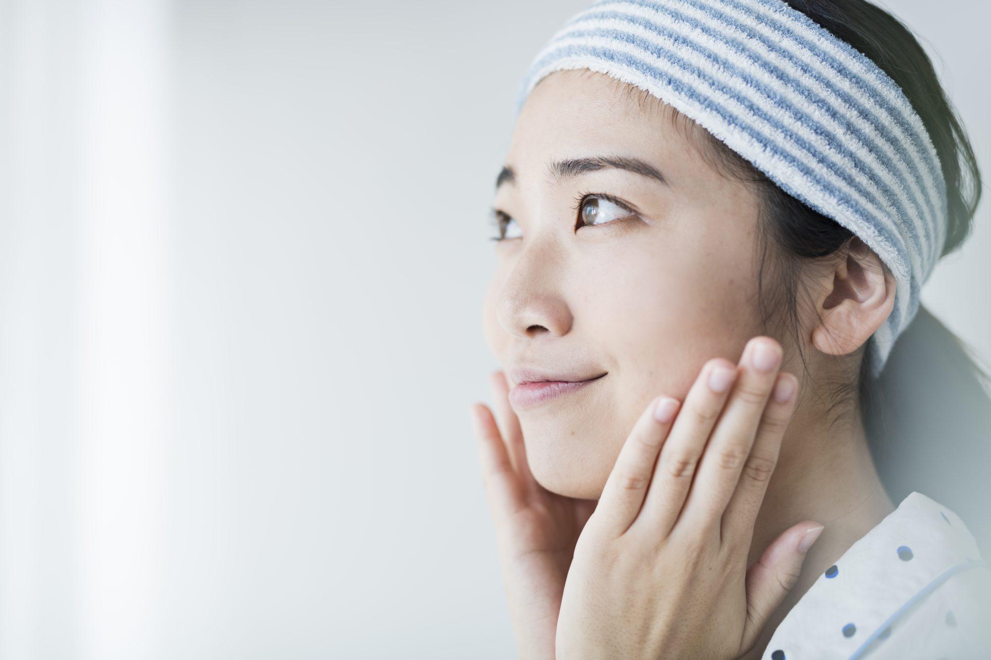 exfoliating face washes