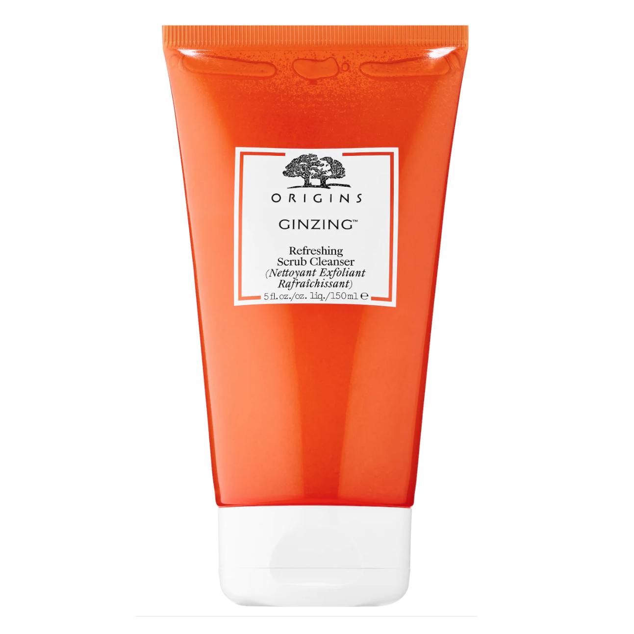 best exfoliating face washes 2021 origins