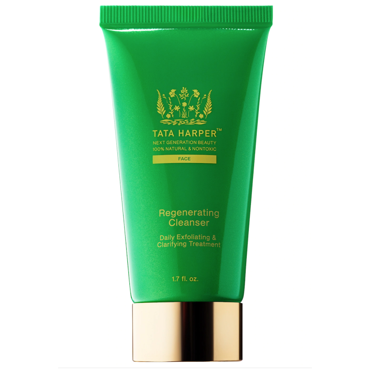best exfoliating face wash clean tata harper
