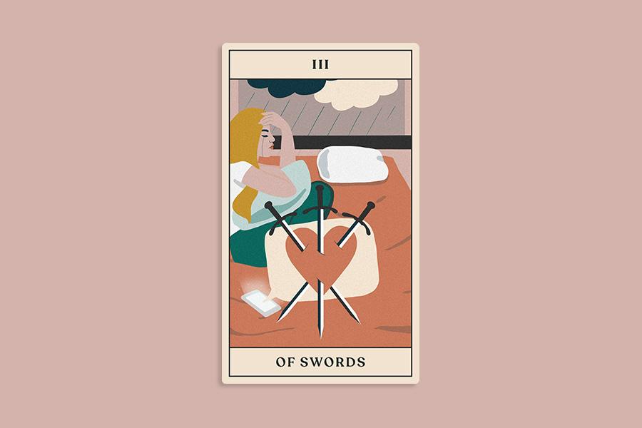 july tarot card