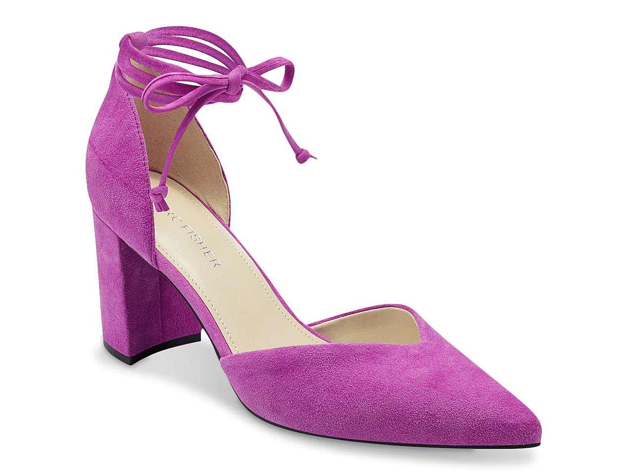 marc fisher block heel