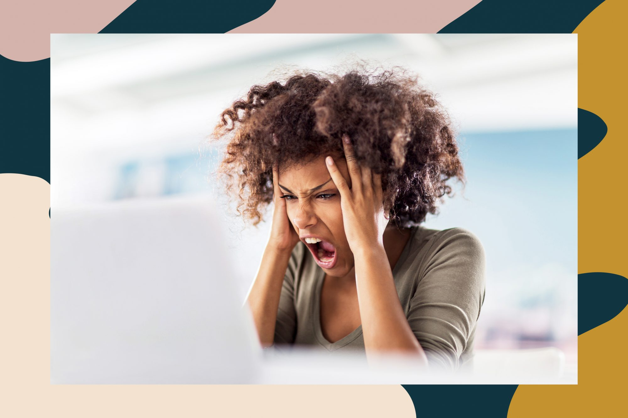 what happens to your body when you're angry
