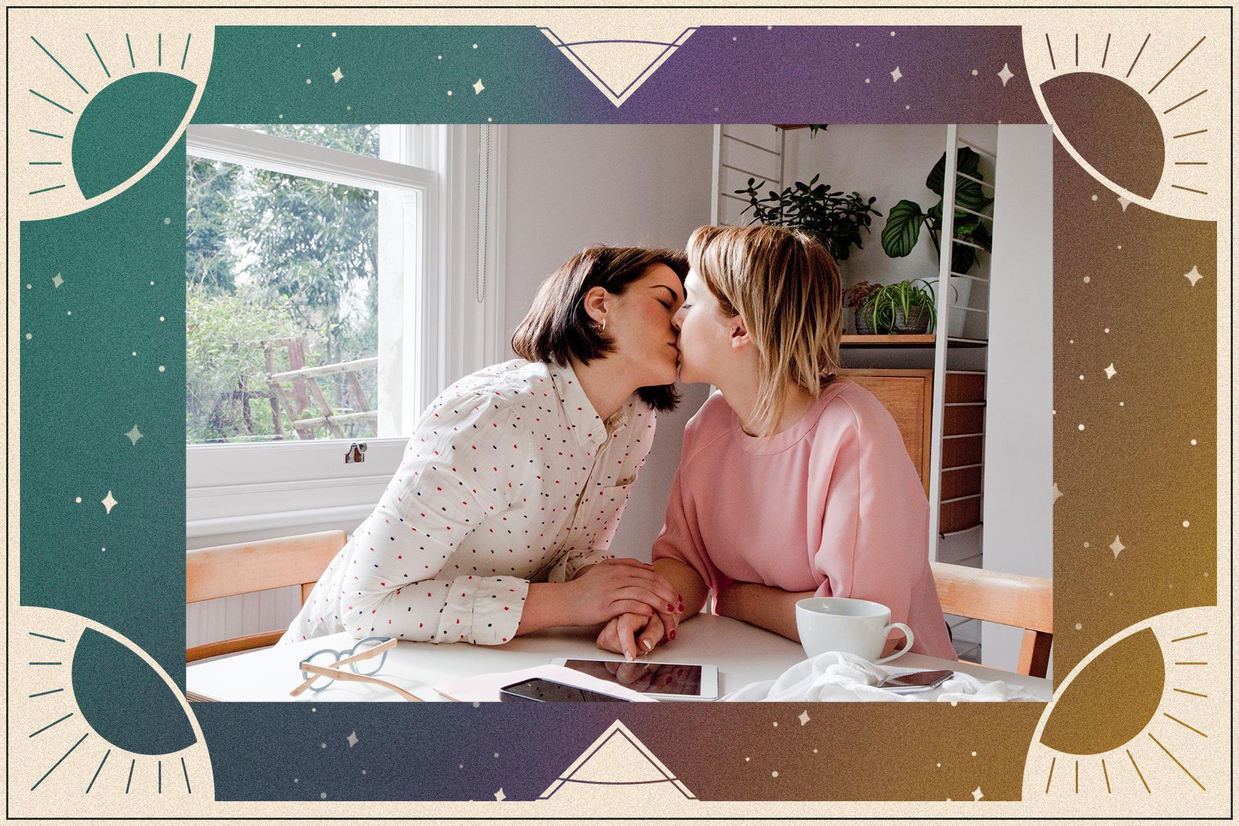 how each zodiac sign kiss