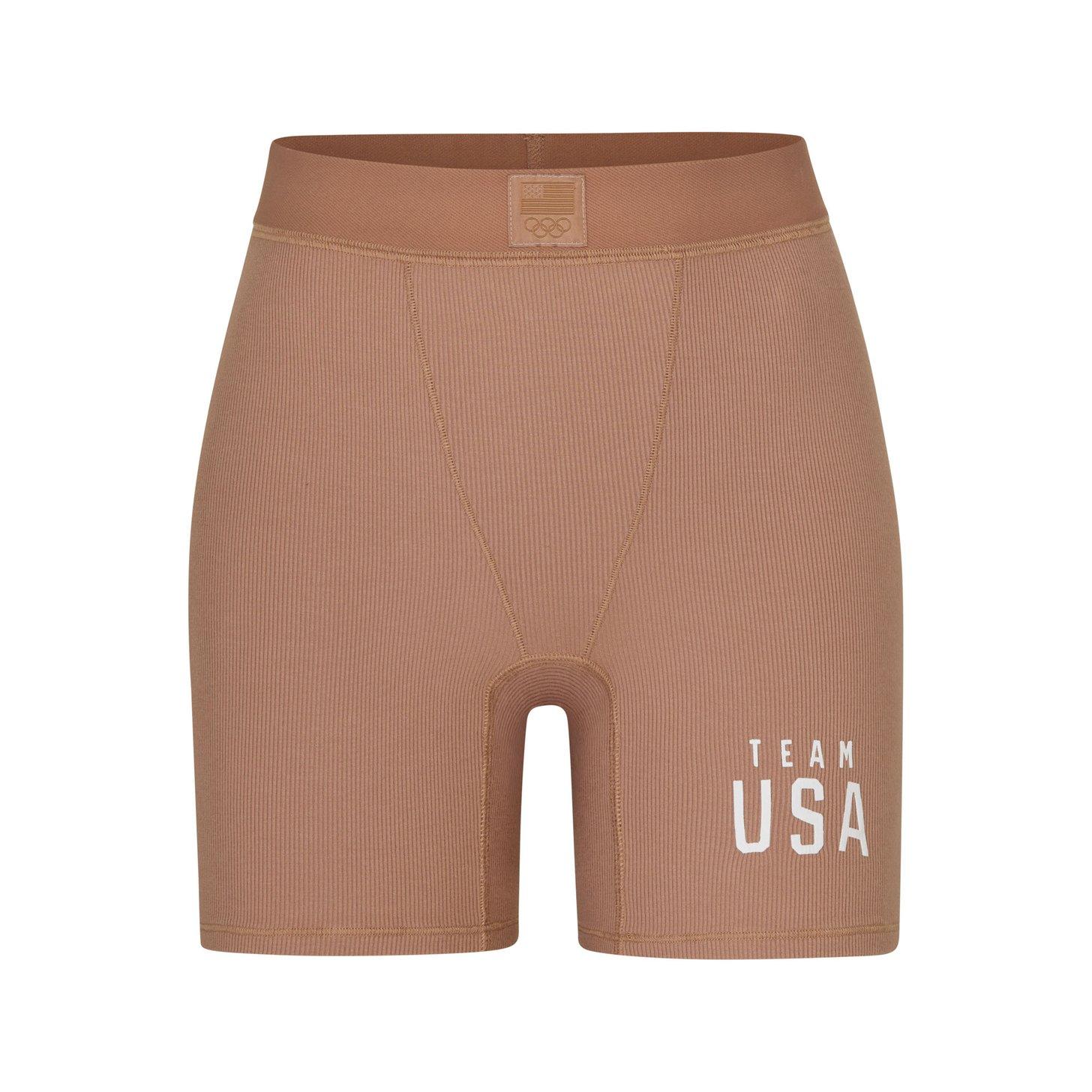 SKIMS Olympics shorts