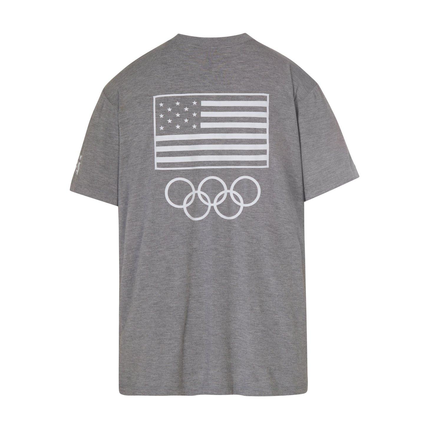 SKIMS Olympics shirt