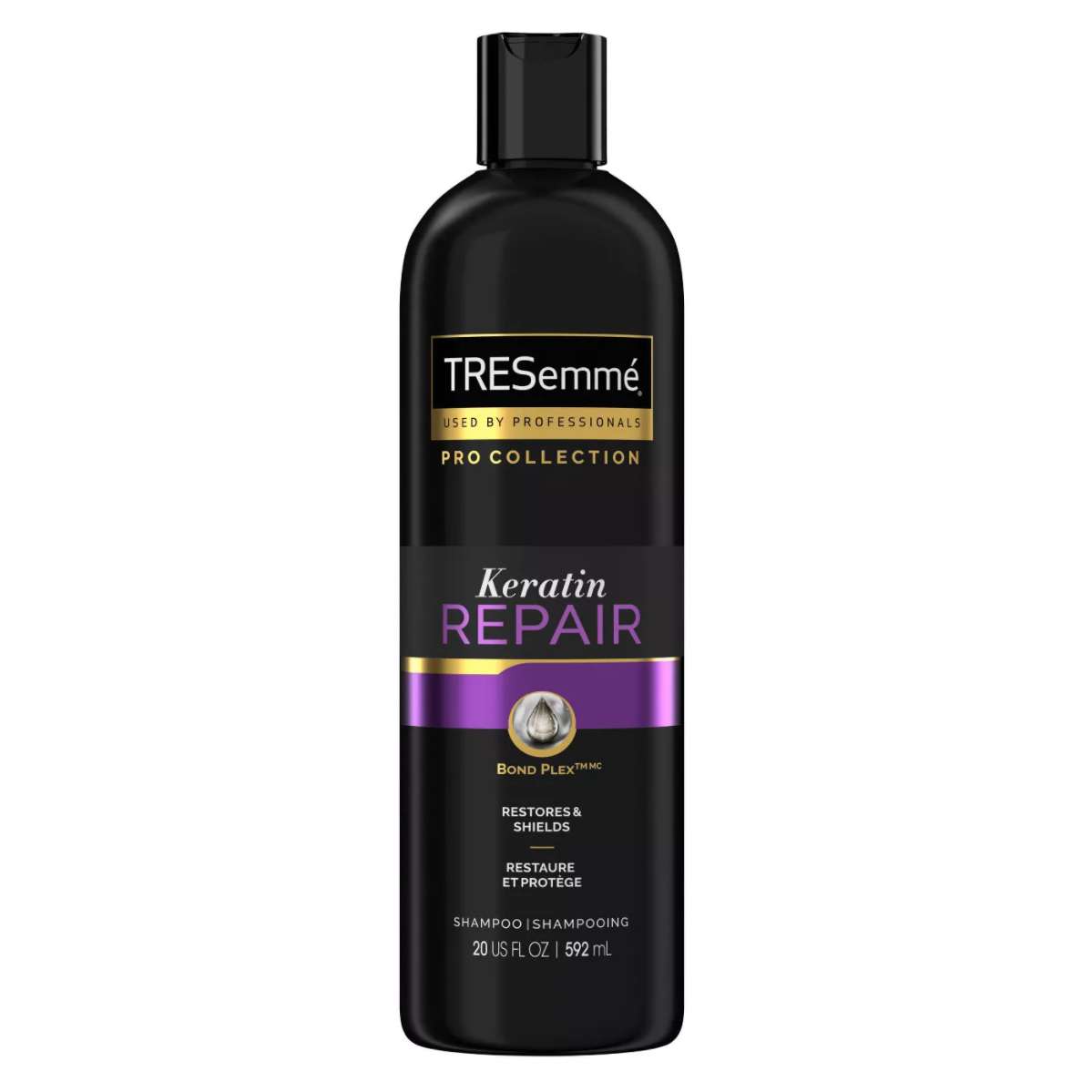 justine marjan haircare routine tresemme