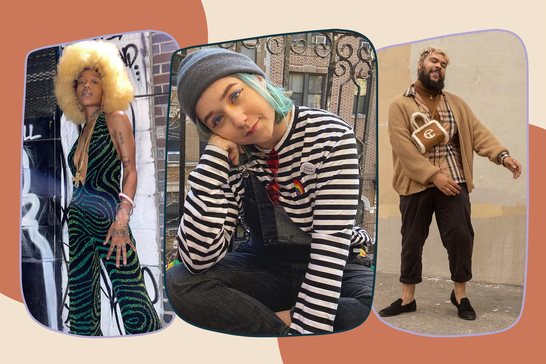 non-binary fashion