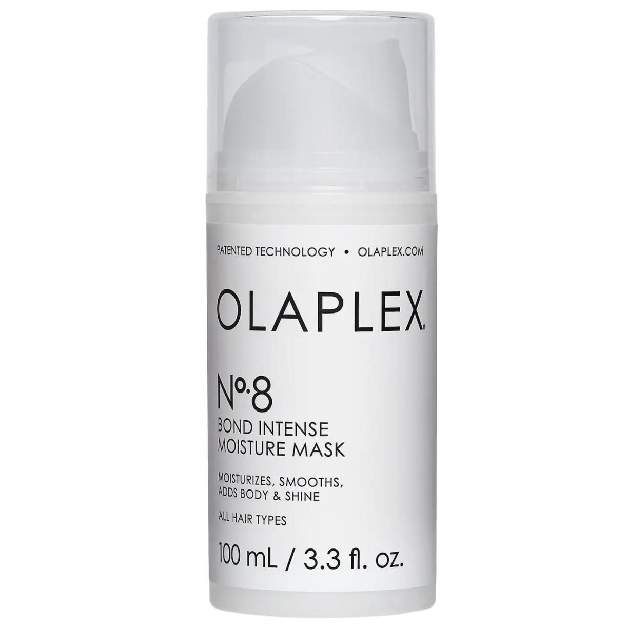 olaplex no. 8 moisture mask review