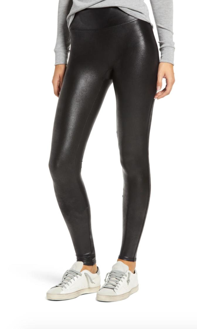 nordstrom anniversary sale spanx leggings