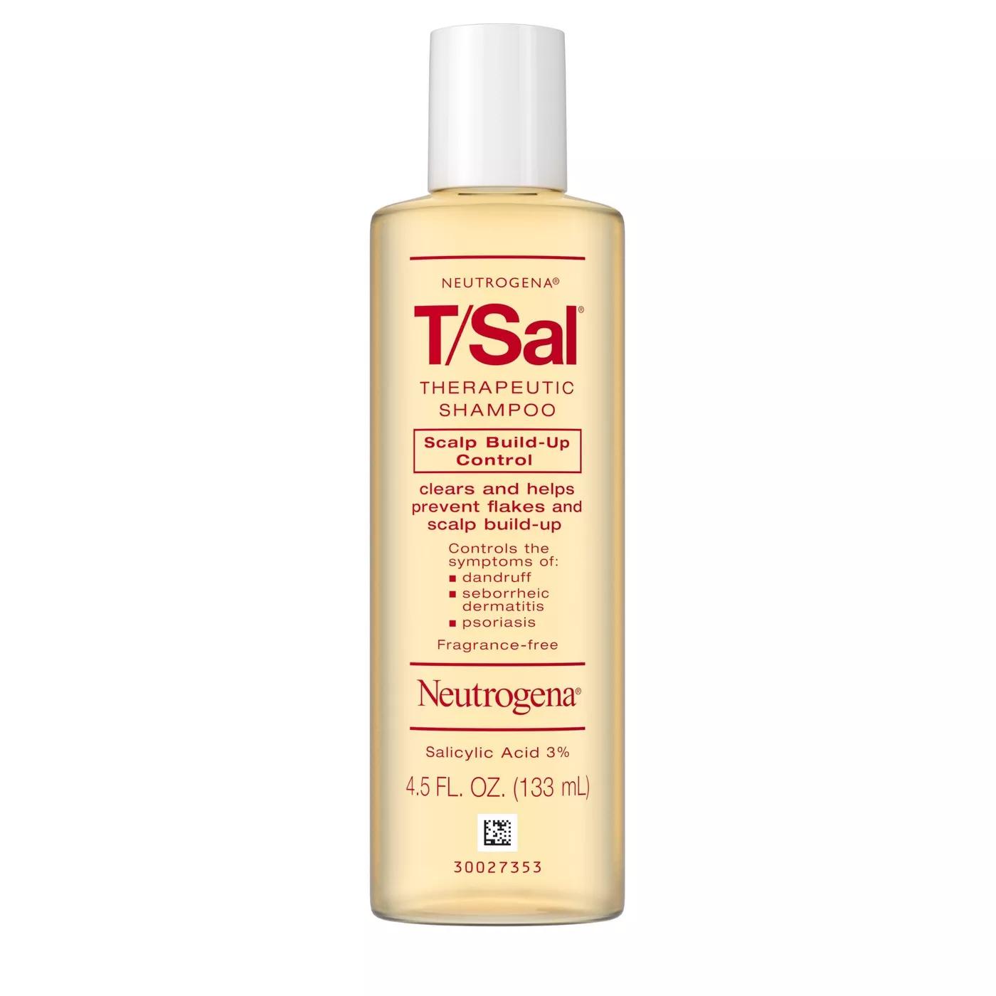 target shampoo