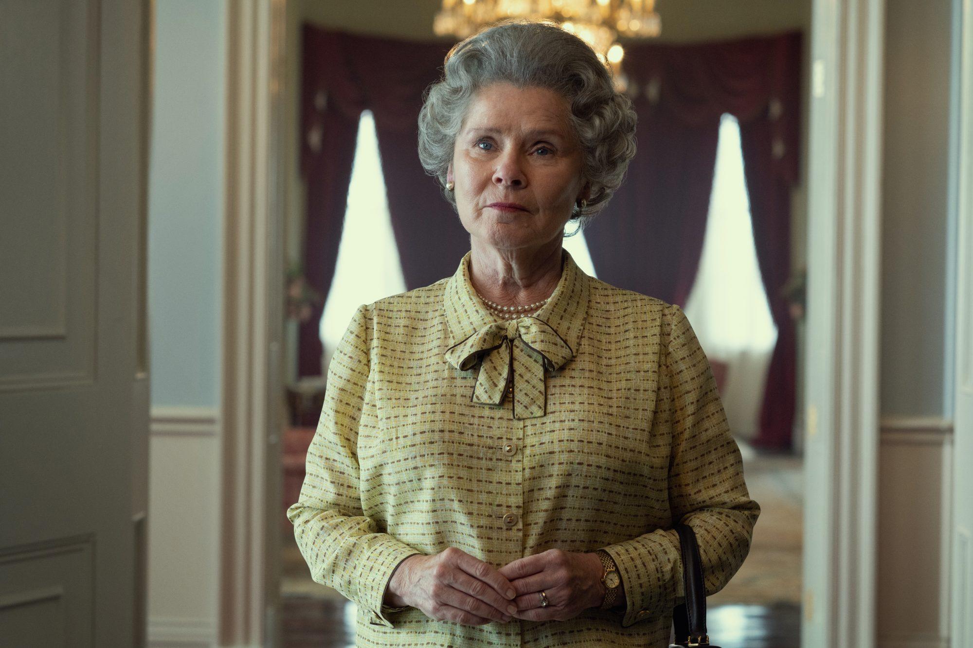 Imelda Staunton in The Crown