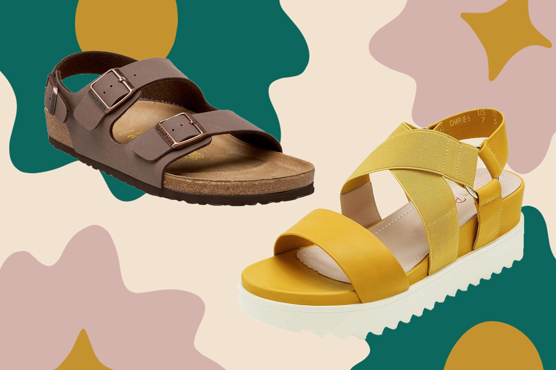 comfy sandals sale