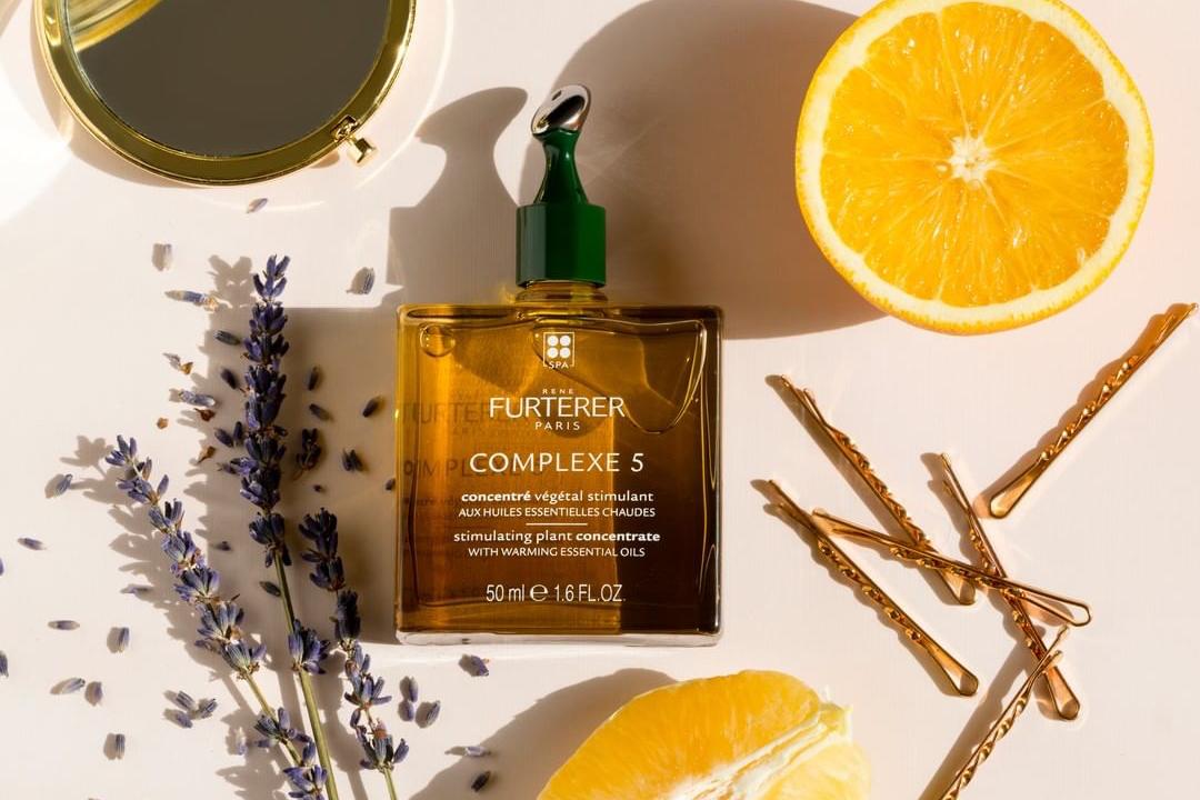 thickening hair oil