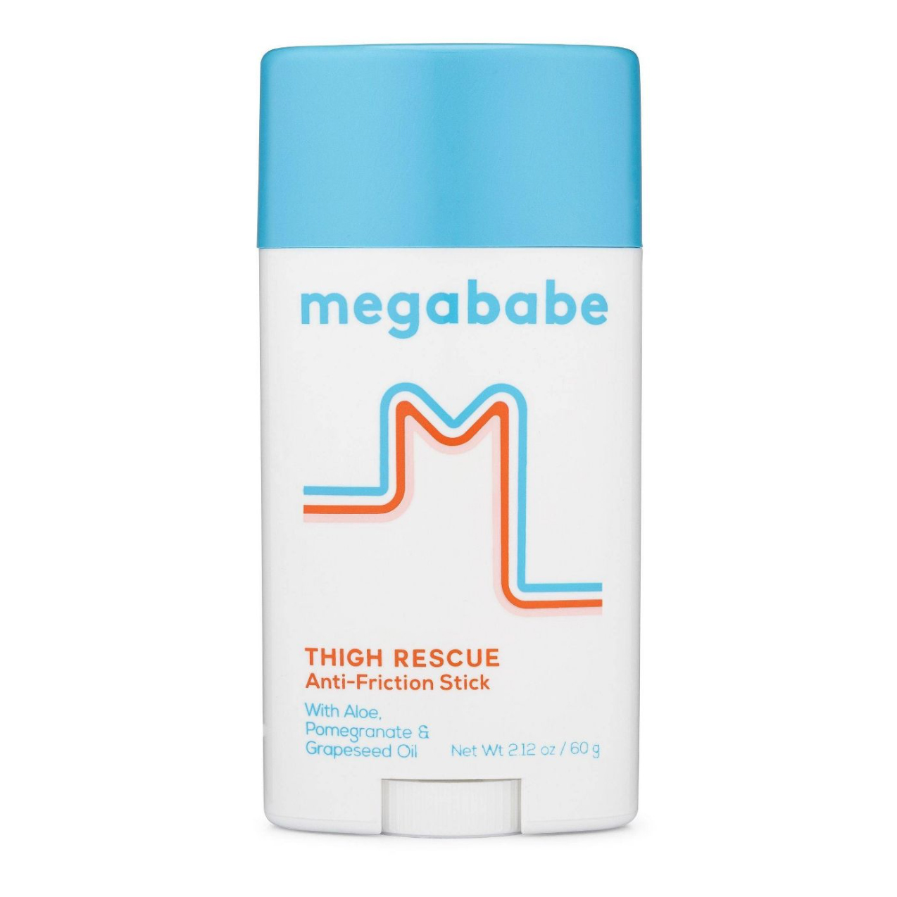 megababe thigh rescue review anti-chafing stick