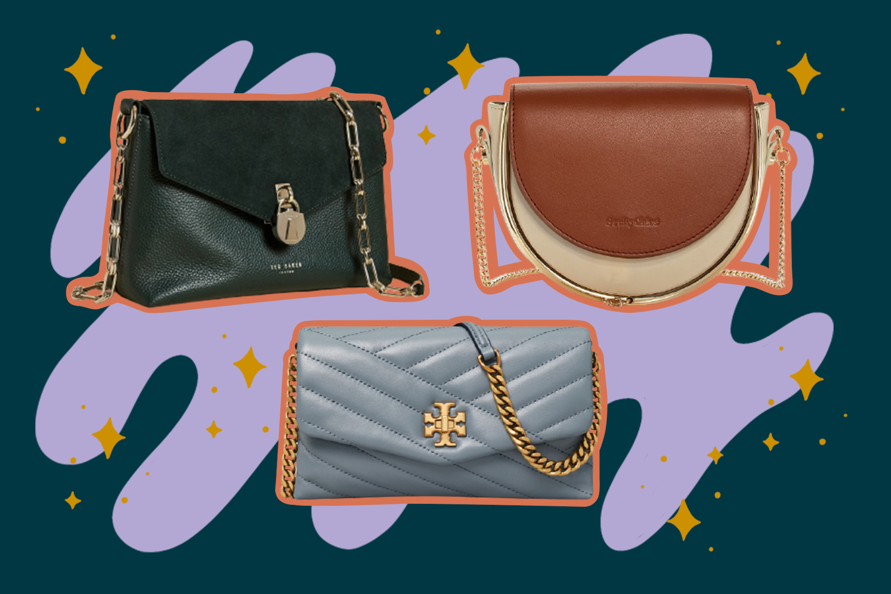 designer handbag based on zodiac sign
