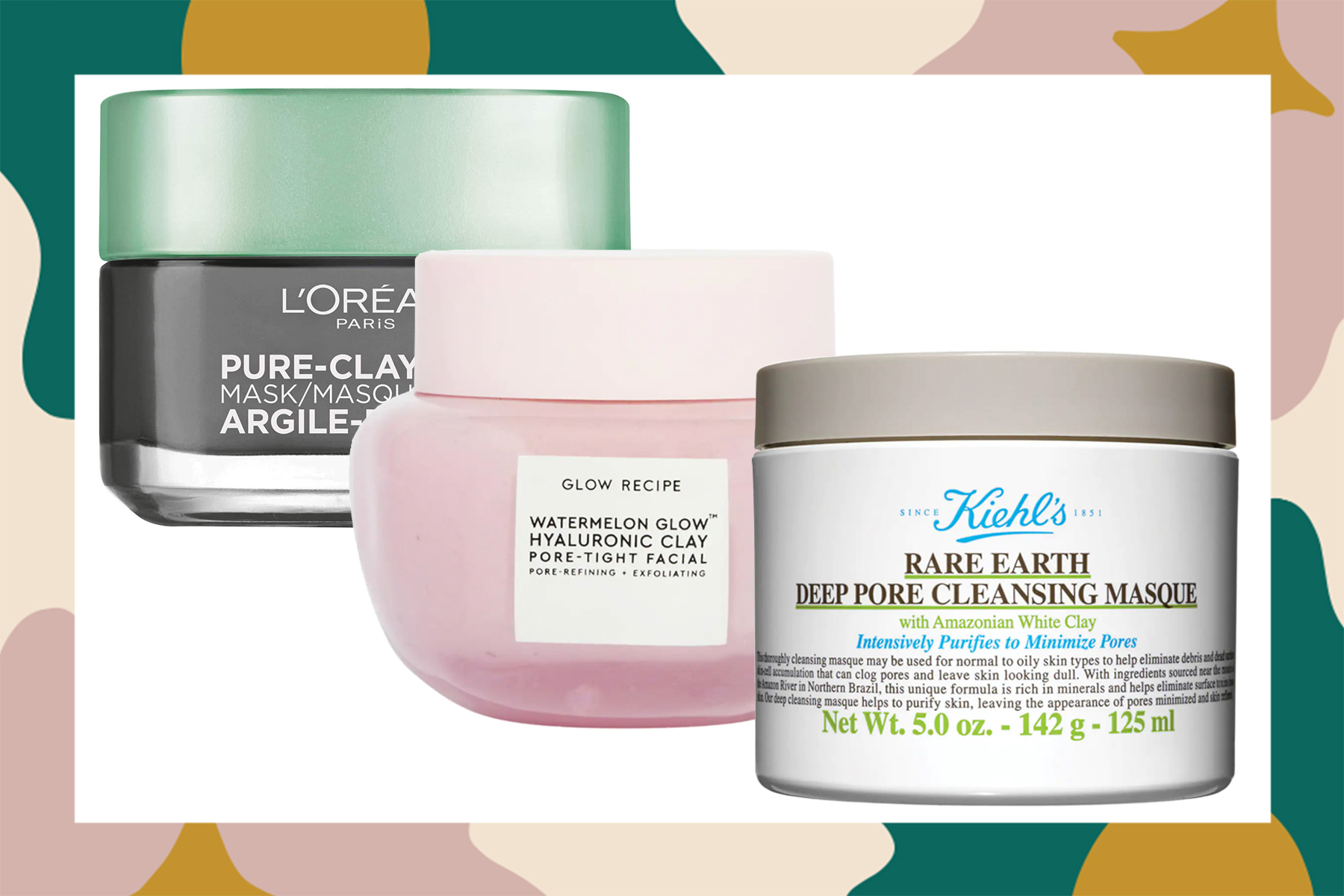 best clay masks 2021 skincare