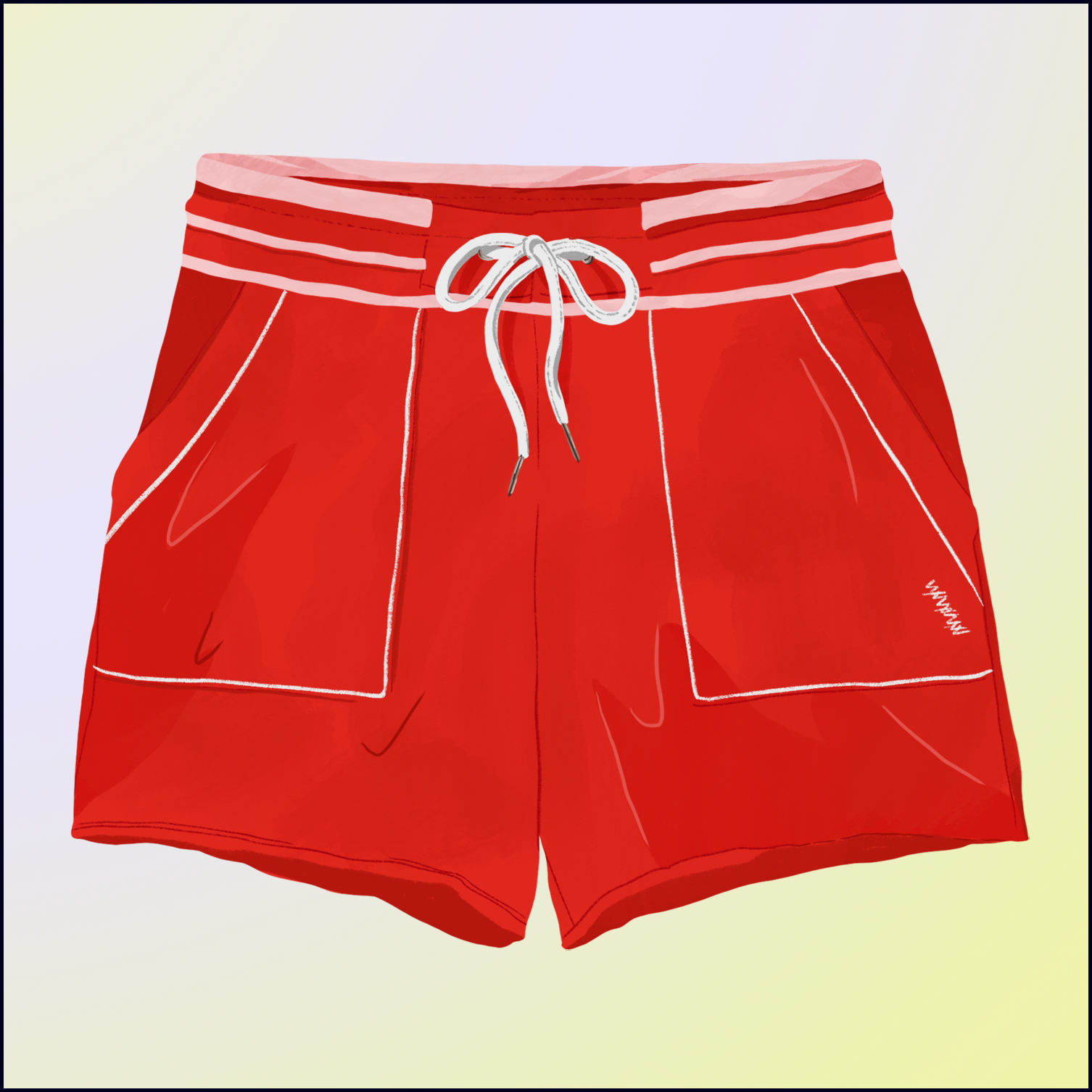Wknd_Nation_BoardroomShorts_Cherry_1x1