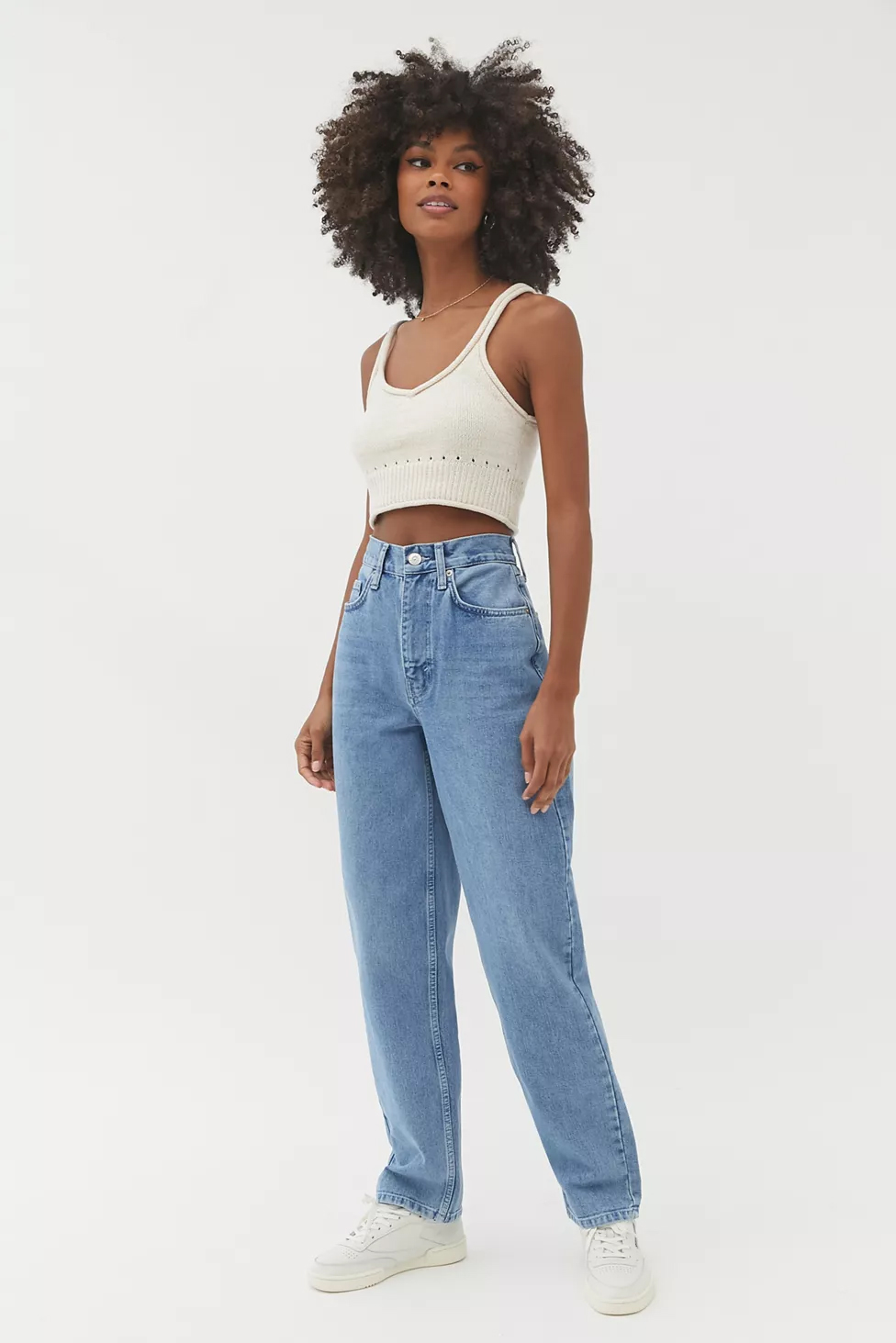 uo mom jeans