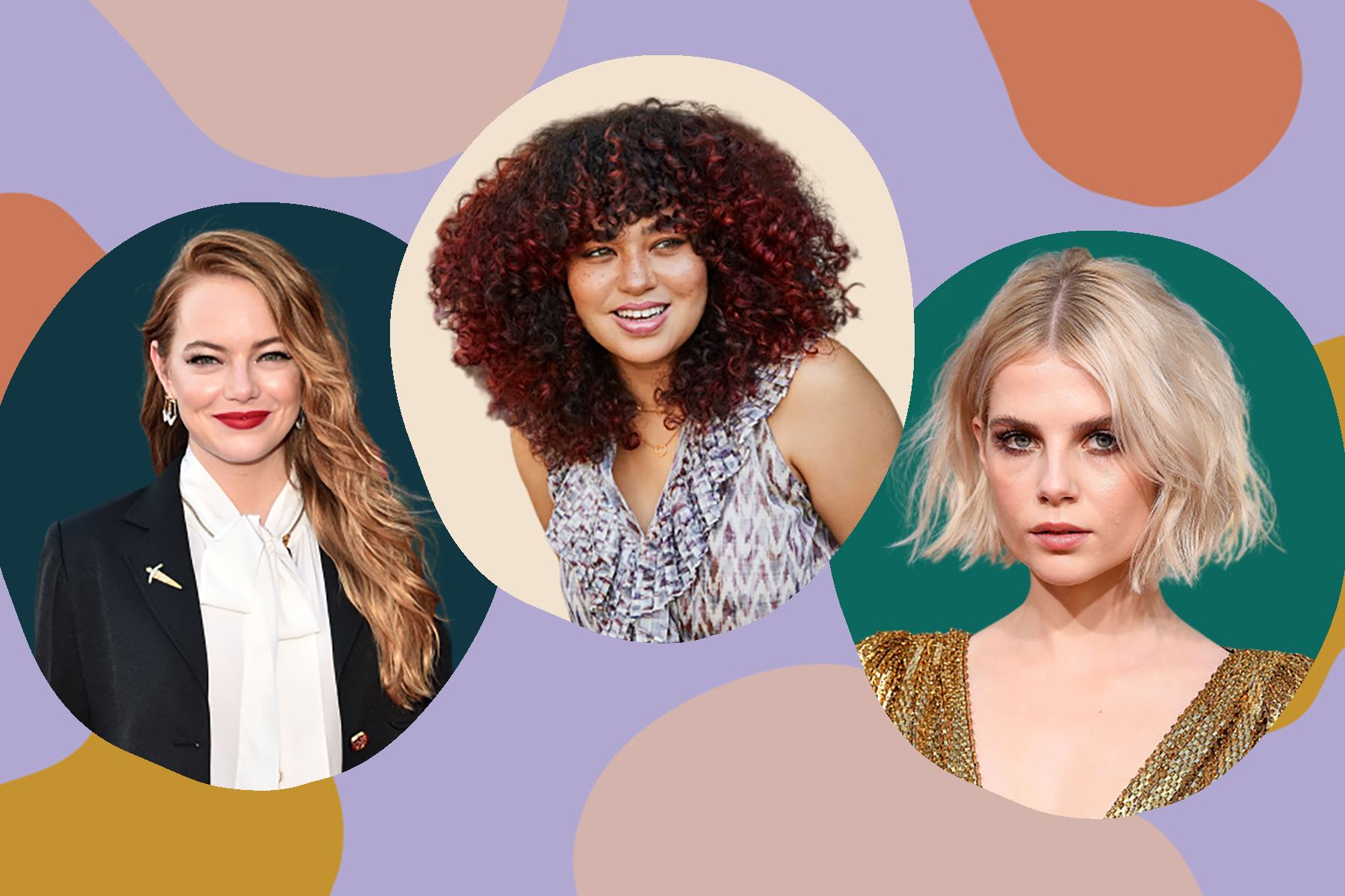 fall hair color trends 2021