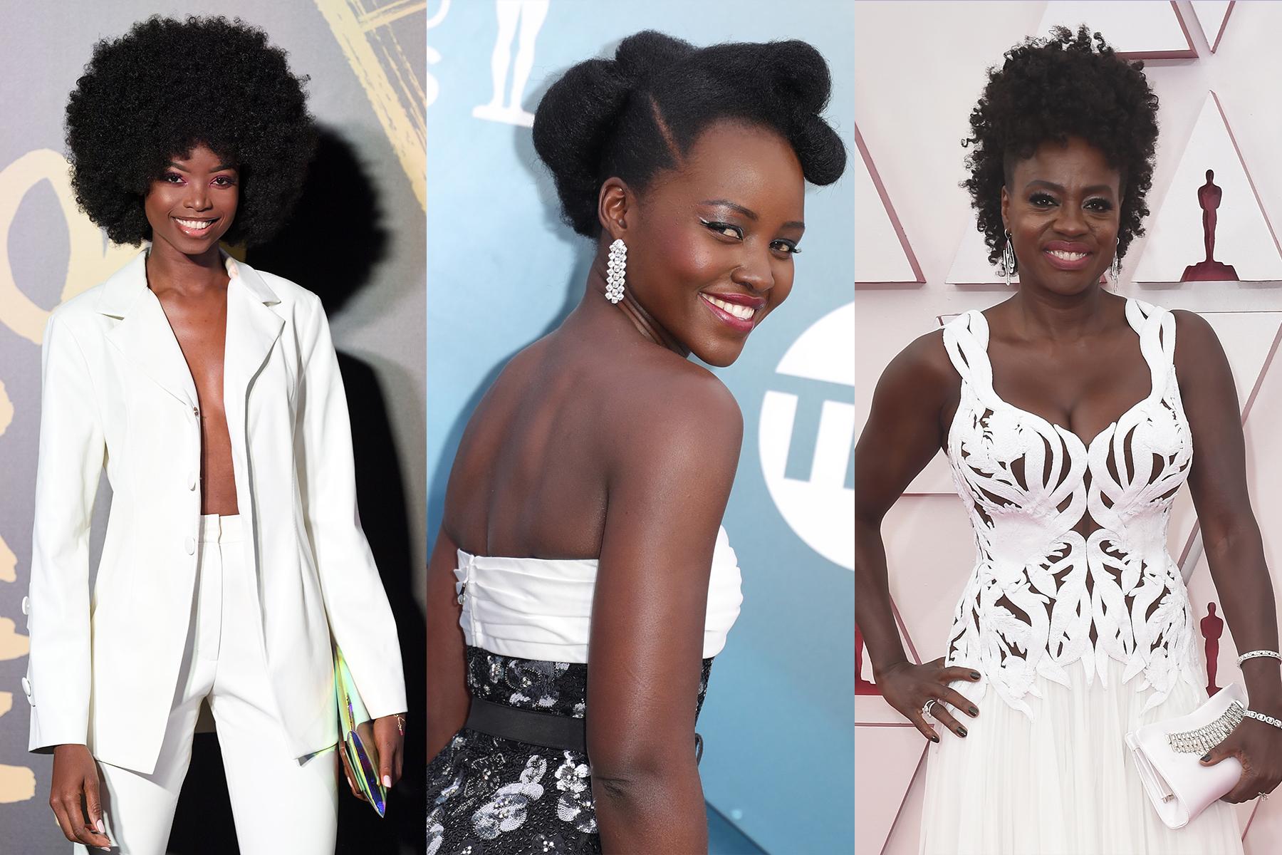 dark-skinned Black celebrities