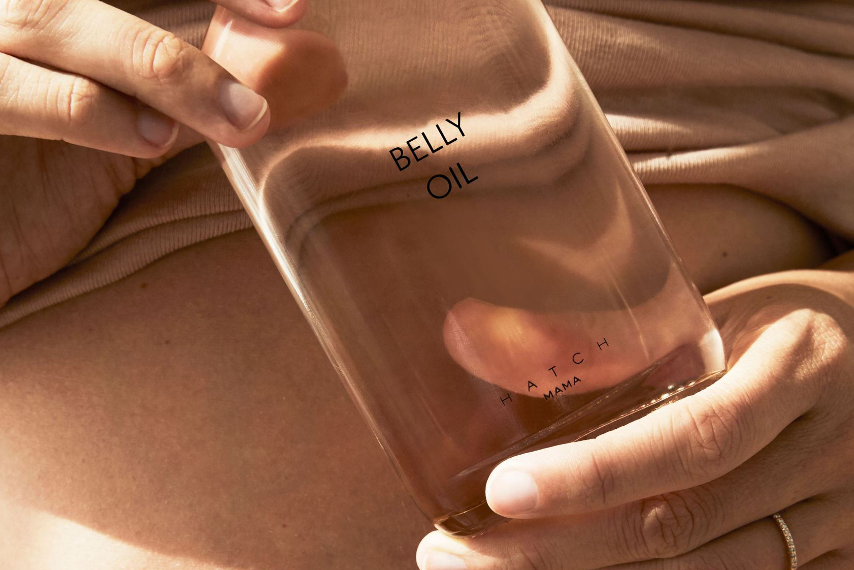 belly oil