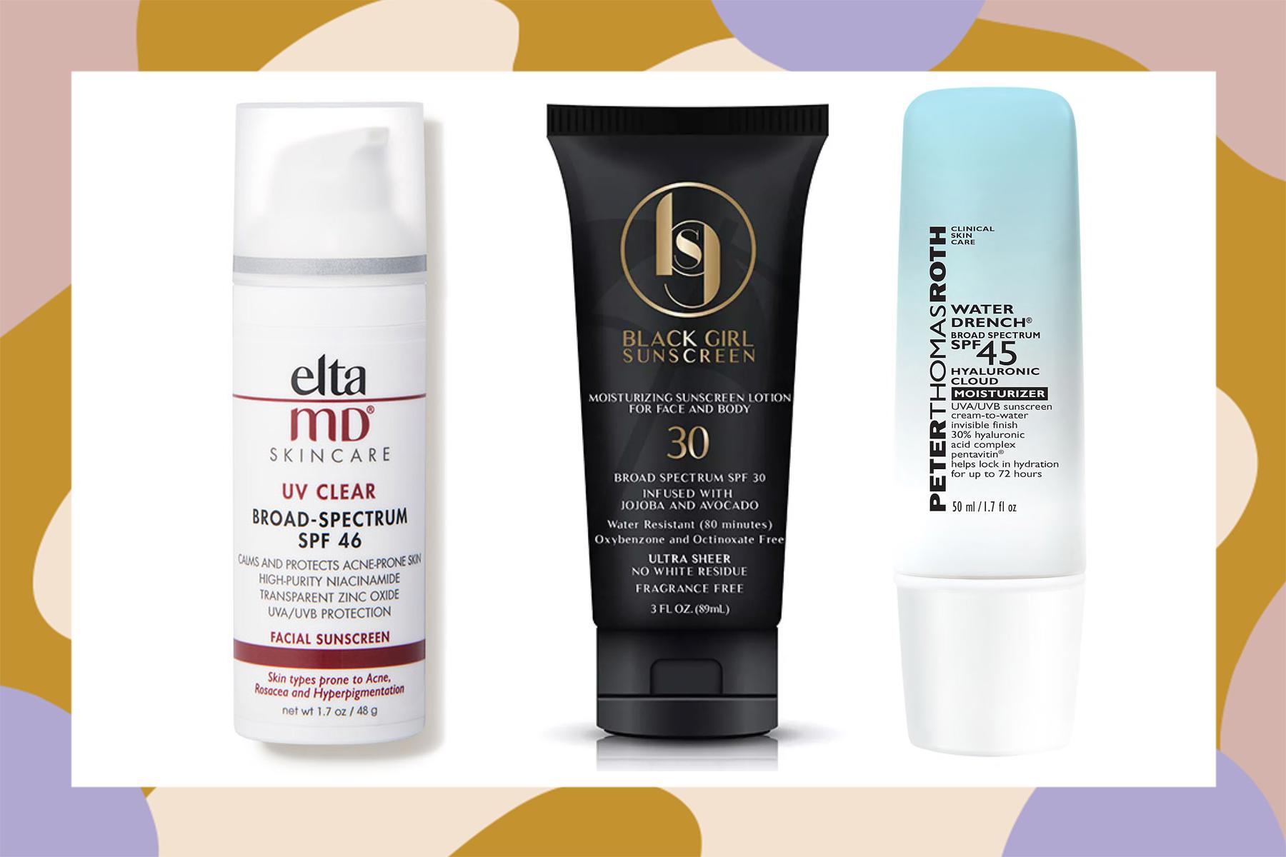 best sunscreens for dark skin