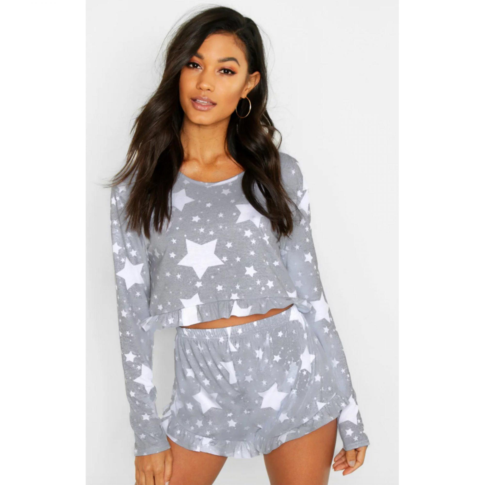 boohoo-pajamas-set