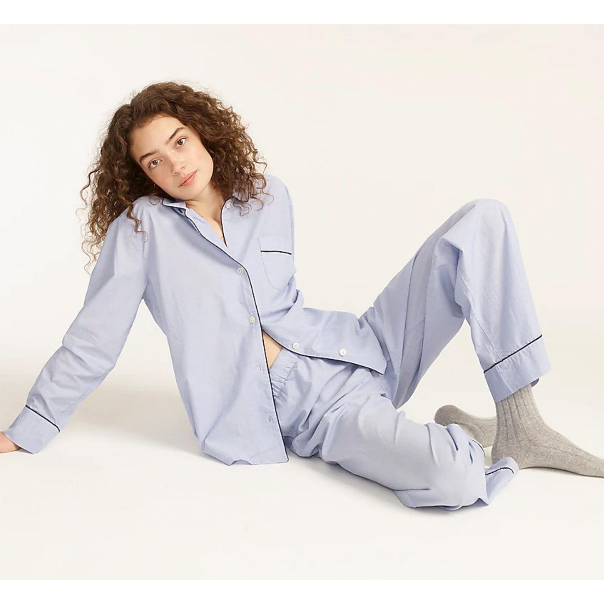 jcrew-cotton-pajamas