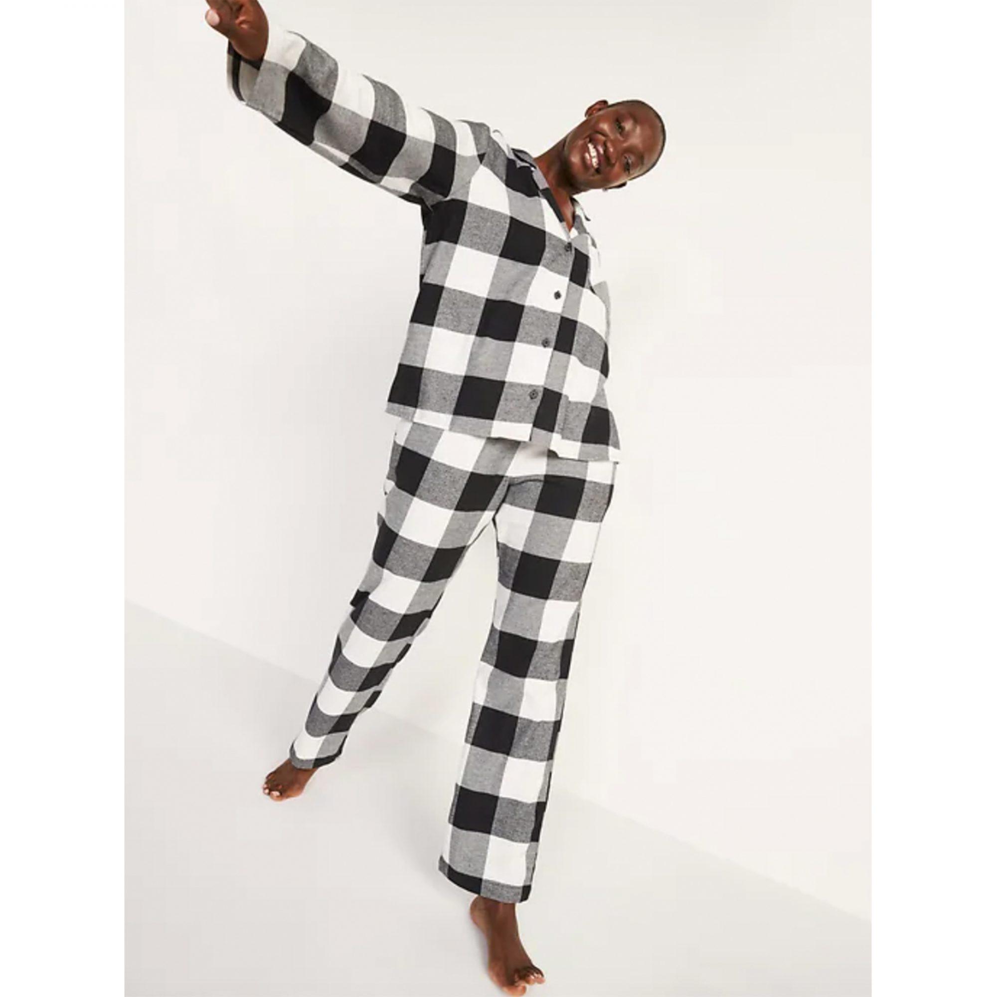 flannel-pajamas