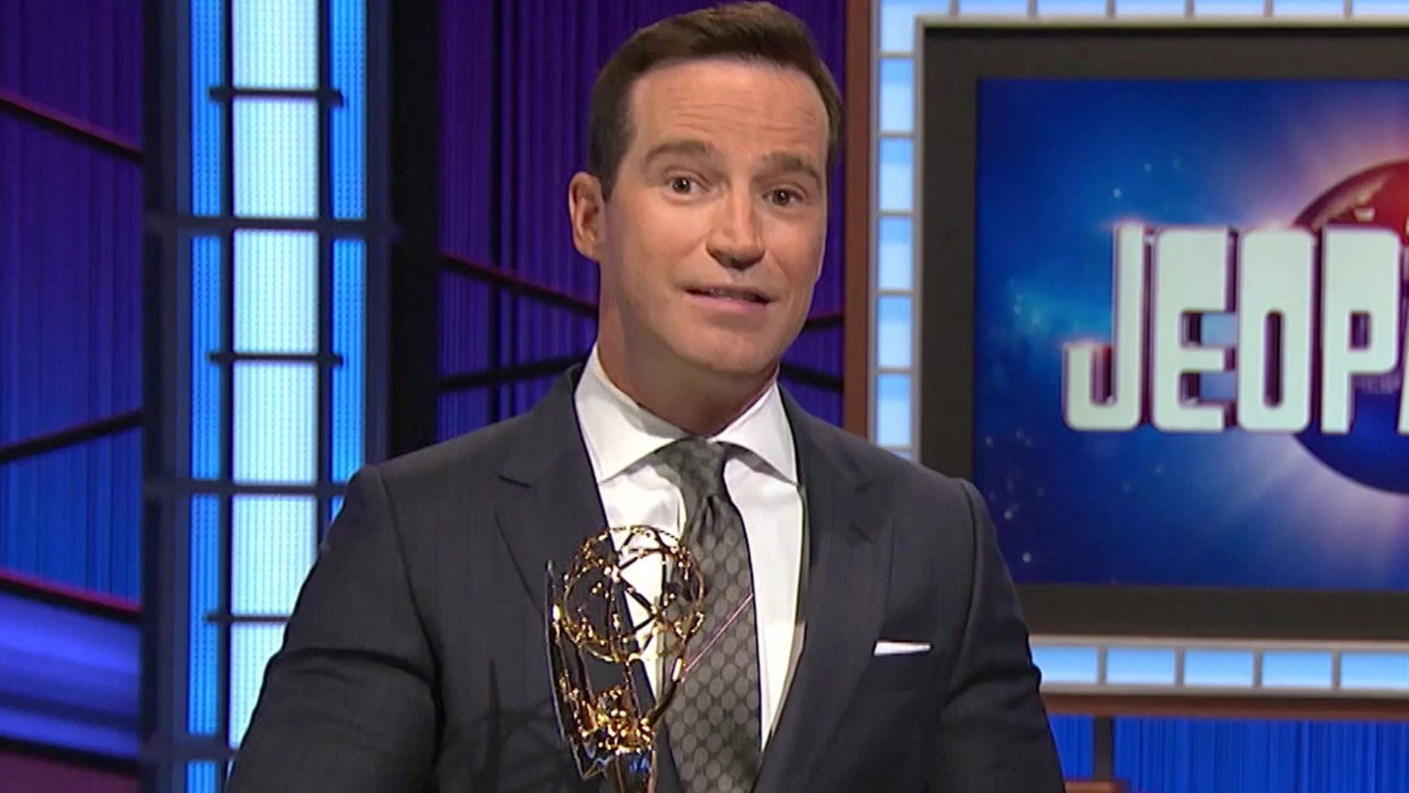 Mike Richards on Jeopardy