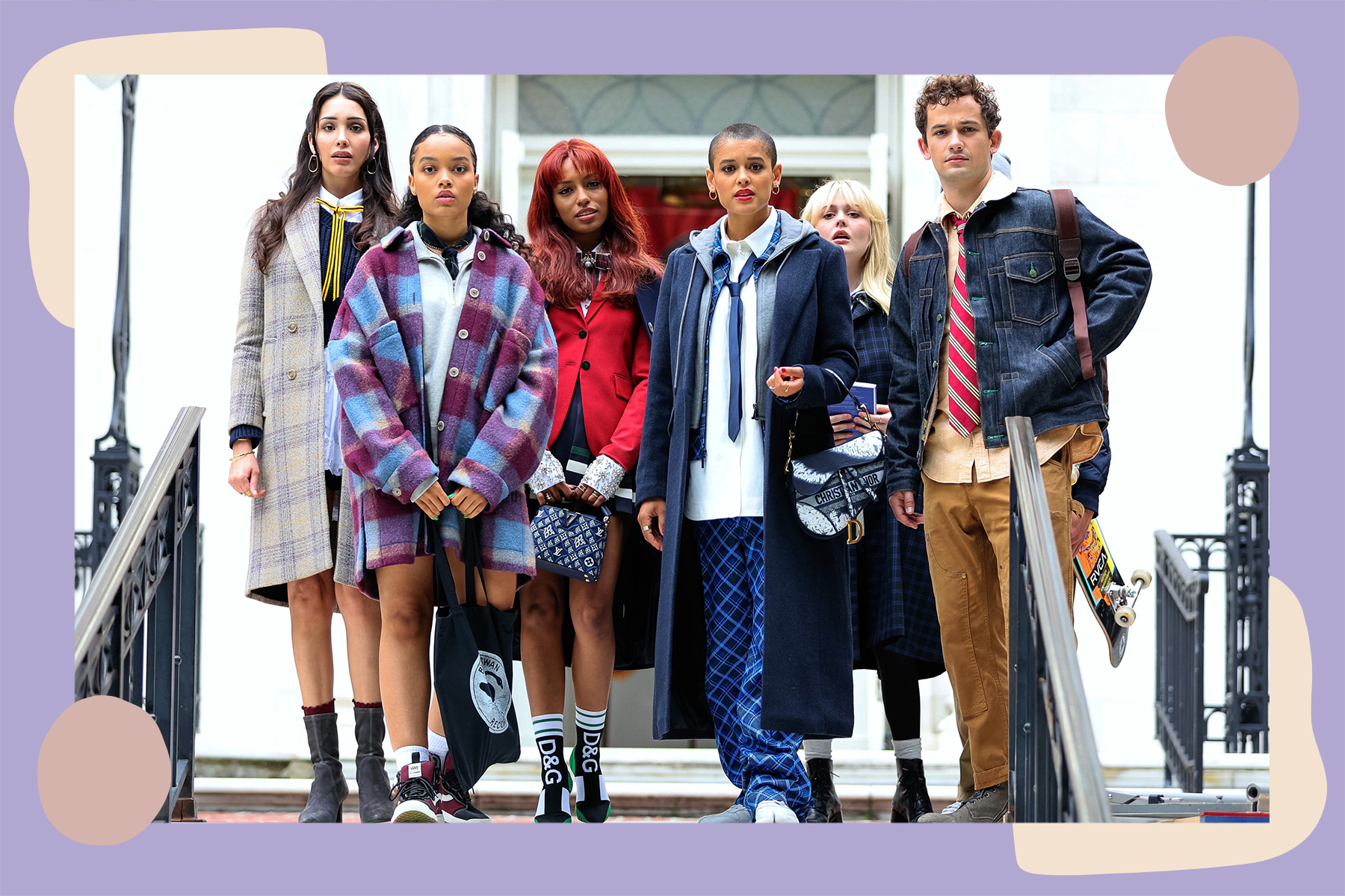 gossip girl reboot fashion