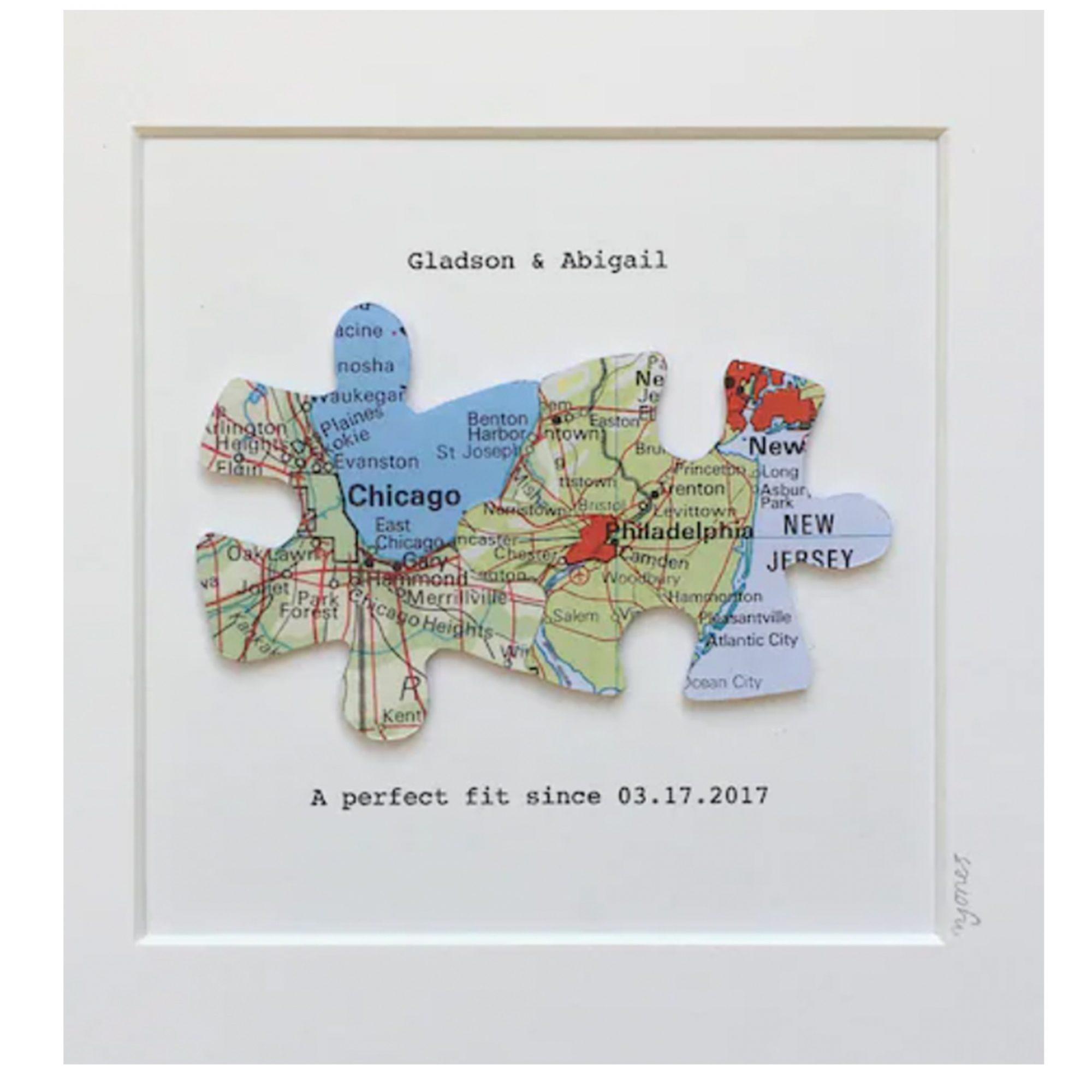 map-art