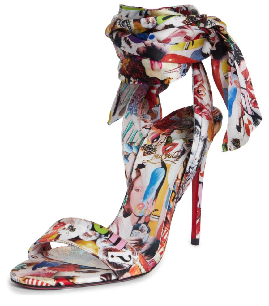 designer shoes zodiac sign